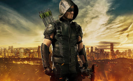 Arrow Gets a Makeover: See His Season 4 Look!
