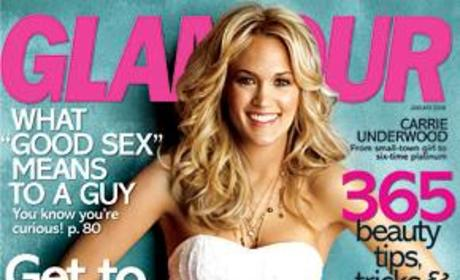 Carrie Underwood Dishes on Diet, Make Up