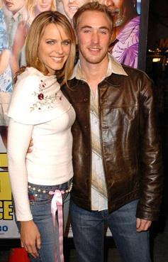 Arianne Zuker and Kyle Lowder