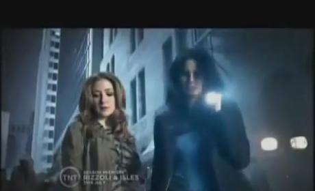 Rizzoli & Isles Season 2 Promos: Speed Dating and Catwalking
