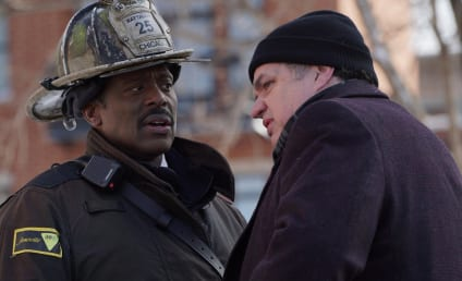Chicago Fire Picture Preview: Welcome To Chicago Med!