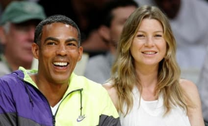 Ellen Pompeo, Chris Ivery Cheer on L.A.