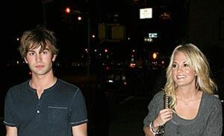 Spotted Again: Chace Crawford and Carrie Underwood