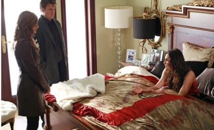 "Castle Photo Gallery: ""Under the Influence"""
