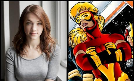 The Flash Season 2 Casts Lady Speedster Jesse Quick!