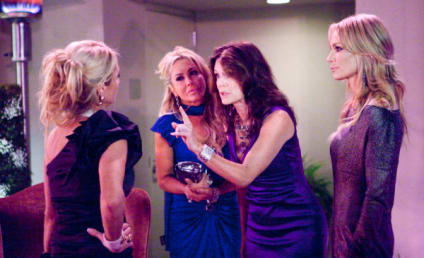 """The Real Housewives of Beverly Hills Season Finale: """"You Stole my F-ckin house!"""""""