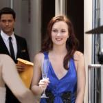 Blair in Blue