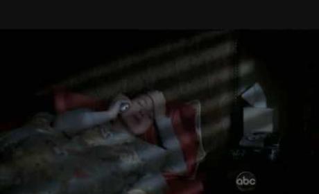 Cristina Gets Choked