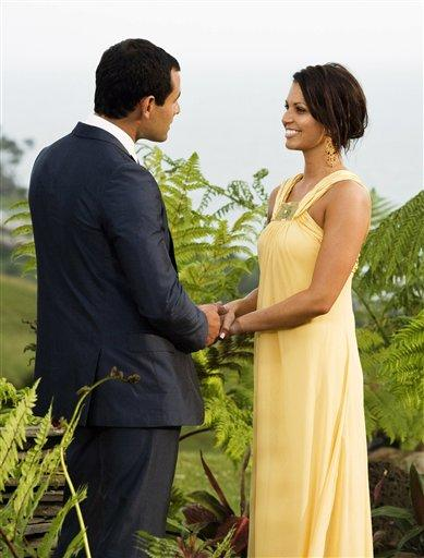 Jason Mesnick and Melissa Rycroft