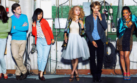 The Carrie Diaries: Cast Promotional Photos!
