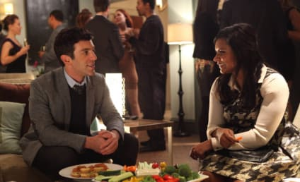 The Mindy Project Review: Mindiana Jones