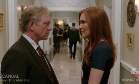 Hush Now! - Scandal Season 4 Episode 13