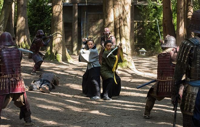 DC's Legends of Tomorrow Season 2 Episode 3 Review: Shogun