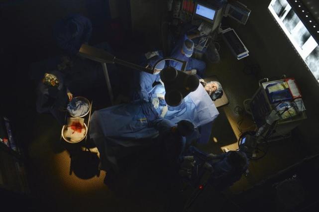 Ezra in Surgery