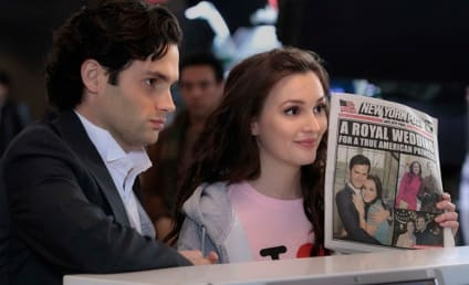 Gossip Girl Photos: A Day at the Dairport