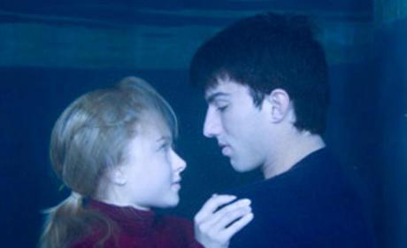 Underwater Kiss