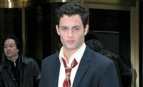 Ed Westwick and Penn Badgley Sightings!
