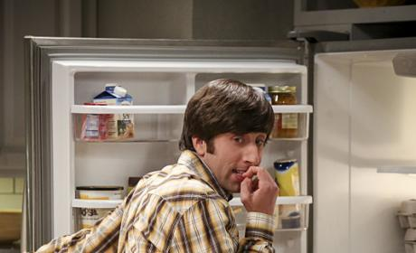 Oh no, Howard. What Have You Done? - The Big Bang Theory Season 10 Episode 6