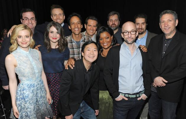Community Cast Picture