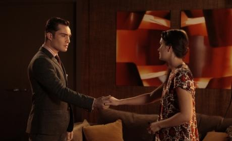 Nice to Meet You, I'm Chuck Bass ...
