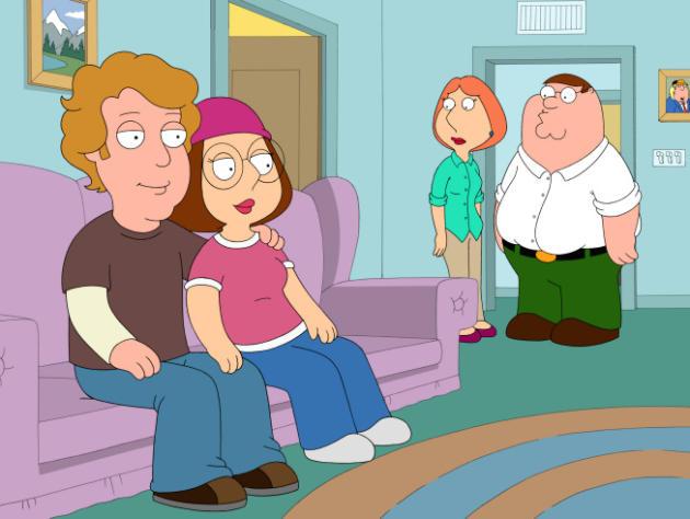 Meg's New Boyfriend