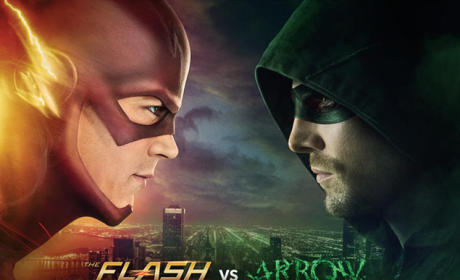 Who will win their showdown, Arrow or The Flash?