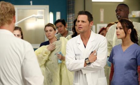 Confused Karev - Grey's Anatomy