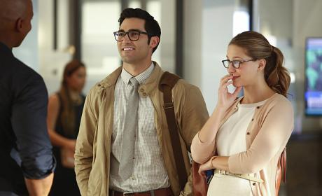 """Supergirl Photos From """"The Adventures of Supergirl"""""""