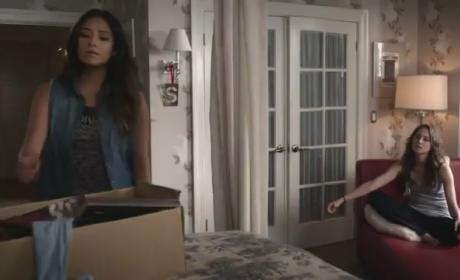 Pretty Little Liars Clip: What's Wrong with Spencer?