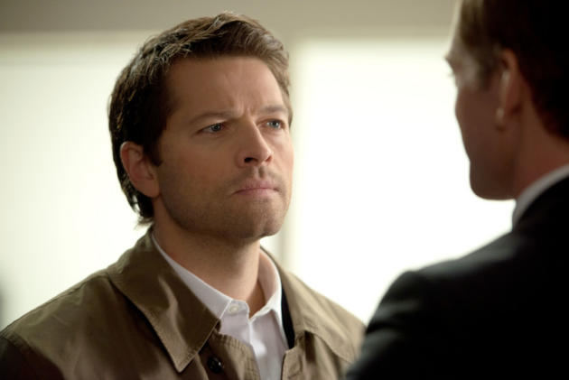 Castiel's Angel Eye