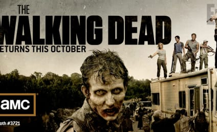 The Walking Dead Issues Statement on Showrunner Switch