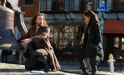 Sleepy Hollow Season 2 Episode 17 Review: Awakening