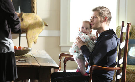 Klaus and Hope - The Originals Season 2 Episode 9