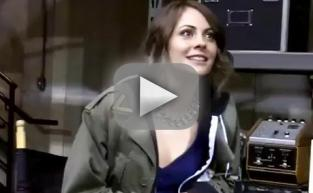 Willa Holland Talks Arrow