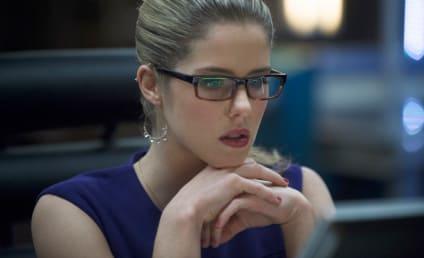 Arrow Casts Felicity's Mom!