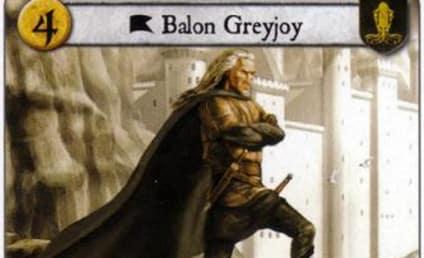 Patrick Malahide Cast as Balon Greyjoy on Game of Thrones