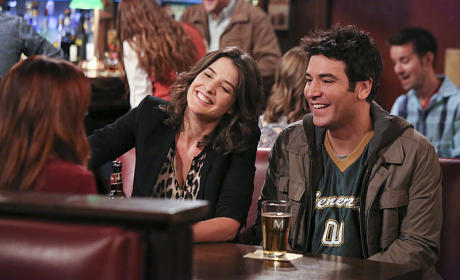 How I Met Your Mother Review: Chall-ng Acc-pt-d