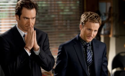 Franklin & Bash Review: The Lure of Danger Sex