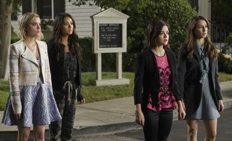What Now? - Pretty Little Liars  Season 6 Episode 3