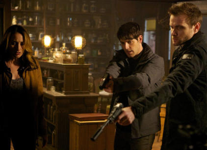 Watch Grimm Season 1 Episode 18 Online