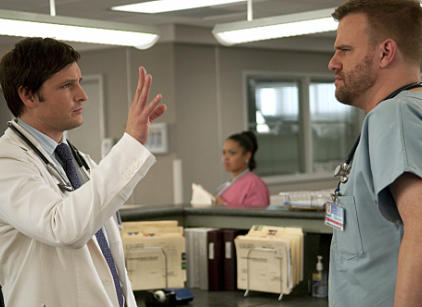 Watch Nurse Jackie Season 3 Episode 8 Online