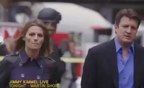 "Castle Promo: ""The Human Factor"""