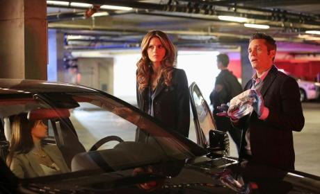 "Castle Picture Preview: ""A Murder Is Forever"""