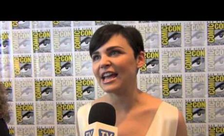 Ginnifer Goodwin Comic-Con Interview