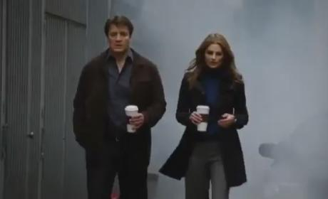 Castle Season Finale Clips: How Am I Still Alive?