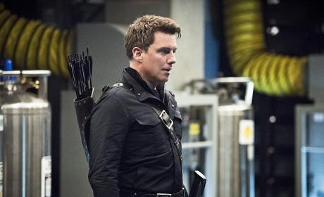 Him too - Arrow Season 4 Episode 21