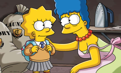 """The Simpsons Review: """"Lisa Simpson, This Isn't Your Life"""""""
