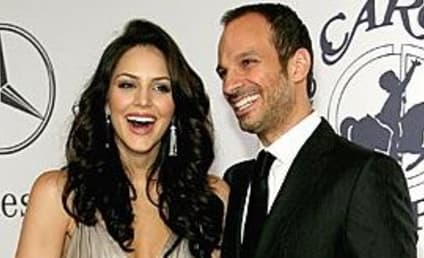 Katharine McPhee and Nick Cokas: Engaged!