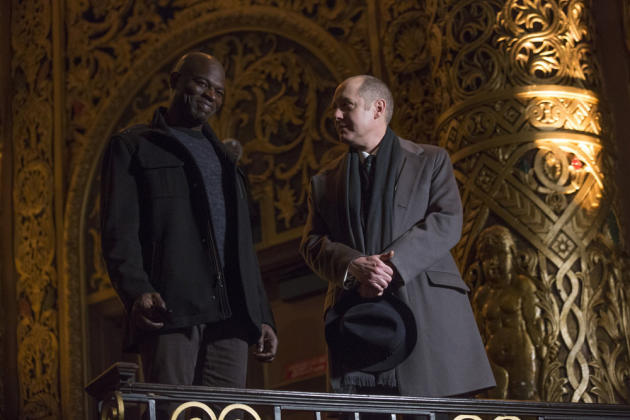 Red and Dembe Meet