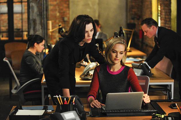 Alicia and Robin